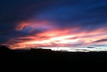 sunsets / by Deborah Klaudt
