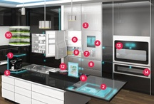 Kitchen of the Future / So how will your kitchen look like in the year 2020? Ever wondered about this?  We will try n help you out find some cool and innovative ideas around the world.   Explore. Stay Connected with Farm2Kitchen. We offer food of the future -:)