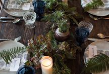 Earthy Rustic Wedding