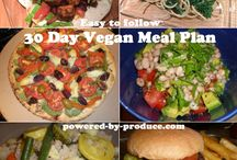 Plant Based & Dairy Free meals and goodies