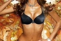 Victoria secret models & lingerie / Got to love their figures & beauty.
