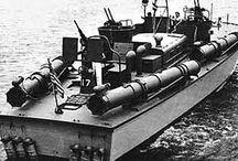 Warship part 1: torpedoboats and gunboats
