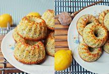 Eat desserts first - bundt & buns