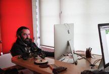 Ofis Hali / Refleks'te sıradan günler.