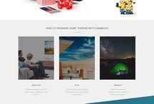 Web, Sites, Landingpages