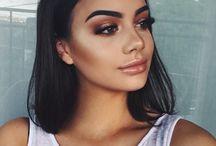 Make Up + Haare