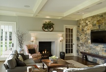 family room / by Elizabeth Martin