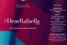#DearRafaella Win your Wishlist