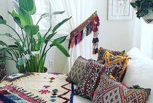 marokkolais etninen tyyli