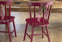 Cadeiras | Coleção Festas 2015 / Quanto mais cadeiras, mais gente querida reunida. <3 http://bit.ly/1jwGqZU