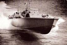 militære båter