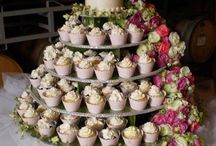 Wedding Cupcake Display Ideas