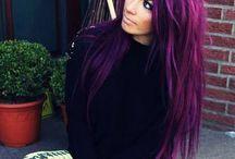 colores pelo♡