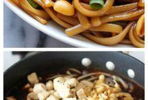 Pasta recipes / Recipes for pasta meals