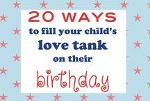 Birthday Ideas / by Julie Howland