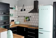 HOME: KITCHEN / Kitchen decor ideas