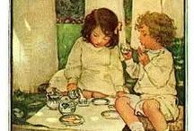 Children's Book Illustrators That I Love