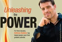 """Anthony """"Tony"""" Robbins / Anthony """"Tony"""" Robbins (born February 29, 1960) is an American self-help author and motivational speaker. He became well known through his infomercials and self-help books, Unlimited Power: The New Science Of Personal Achievement and Awaken The Giant Within.  http://en.wikipedia.org/wiki/Tony_Robbins ♥Much_Love_Joanna MaGrath♥ ___Joanna@JoannaMaGrath.com__http://www.JoannaMaGrath.com / by Joanna MaGrath"""