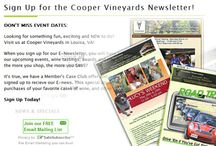 wine fans / by Cooper Vineyards