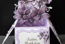 Birthday Cards / by Nancy Rienzo