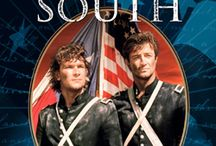 North and South / Pins about the story of North and South.