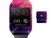 Skins for Wearable Tech