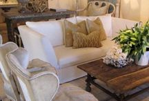 Home Decor / So many creative ways to add Beauty and interest to a home.