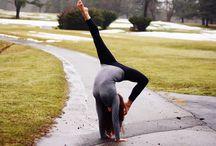 Yoga Envy and Inspiration / by Lauren Hibbard