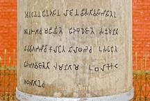 Pāli Language / Pālī, Theravāda Texts, Brāhmī Script