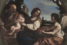 A Escola Bolonhesa / Pintores da Escola Bolonhesa entre os séculos XIV e XVII
