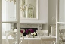 Dining in White