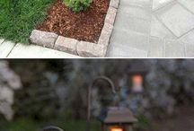 φαναρακια φωτιστικα Κηπου