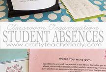 Classroom Organization Ideas / Organization
