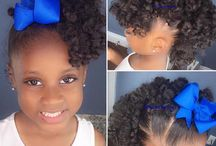Hairstyles for the kiddo