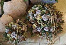 Kytky a kytice