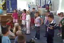 Kindergarten General Music Class / Materials, lessons, and songs to teach music to Kindergarteners! / by Dynamic Devon's Music Lessons
