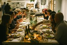 gatherings / by Anna Mackenzie