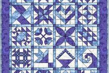 Quilts__Blue &White