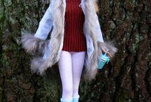 Barbie kläder