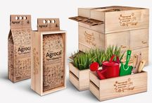 Woodstuff and Packaging / by Etching Expressions