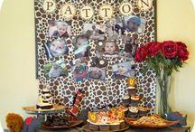 Ideas for Hayden's Second Birthday