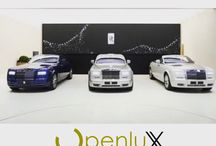 Openlux - Lusso Senza Confini / Società specializzata nei trasferimenti di lusso offre alla propria clientela la possibilità di scegliere fra un'ampia gamma di marchi prestigiosi.    Company specialized in the luxury transfers that offers to its customers the opportunity to choose from a wide range of prestigious brands.