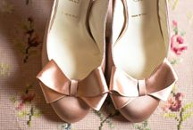 Sapatos de noiva