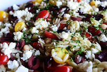 Pasta Salad Recipes / by Melissa Gabriel-Nicholson