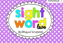 Sight Words & Word Walls / by Donna Scigliano