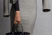 Business casual -> Женская стилистика костюма / Business casual fashion style women