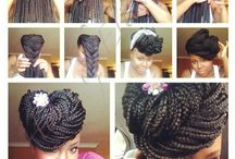 For my Box Braids / by Shon Irving