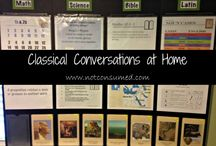 Classical Conversations - Foundations / by Christine Cosby