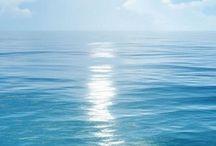 The sea[Very beautiful!]