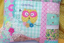 Sew pillows